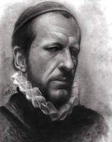 Portrait of an Outsider by kheelan