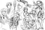 Stargate both teams