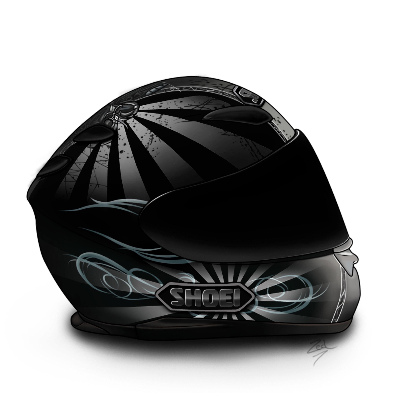 shoei xr 1100 conqueror by zed03 on deviantart. Black Bedroom Furniture Sets. Home Design Ideas