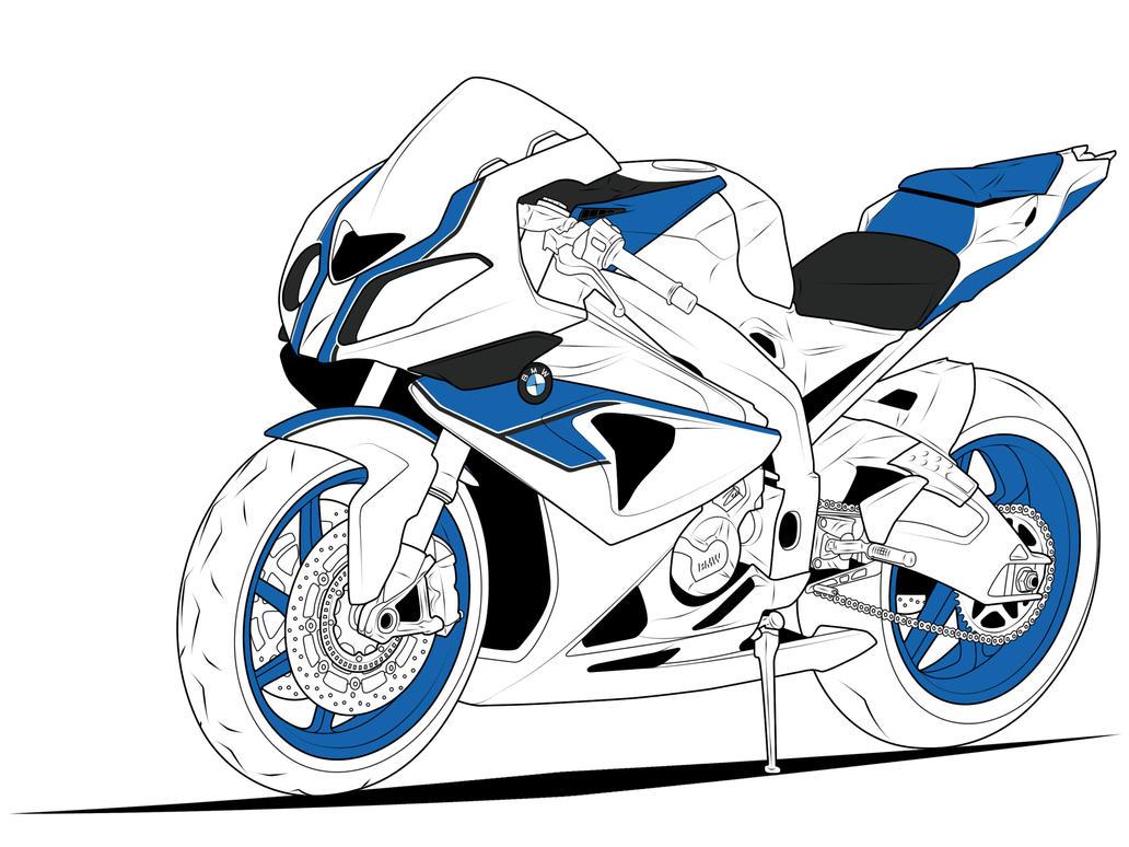 Bmw S1000rr Logo Vector