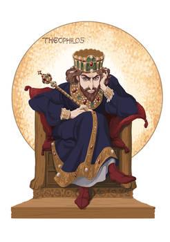 Emperor Theophilos