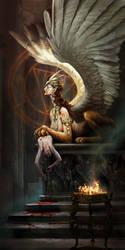 Enigma by DerekTall