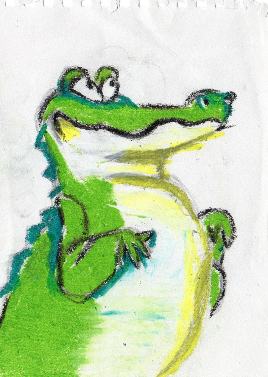 peter pan crocodile in - photo #41
