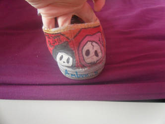 Shoe 4 pic 3 by Ambeexx