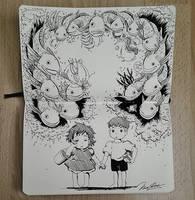 Sakana no Ko by Alicearisuu