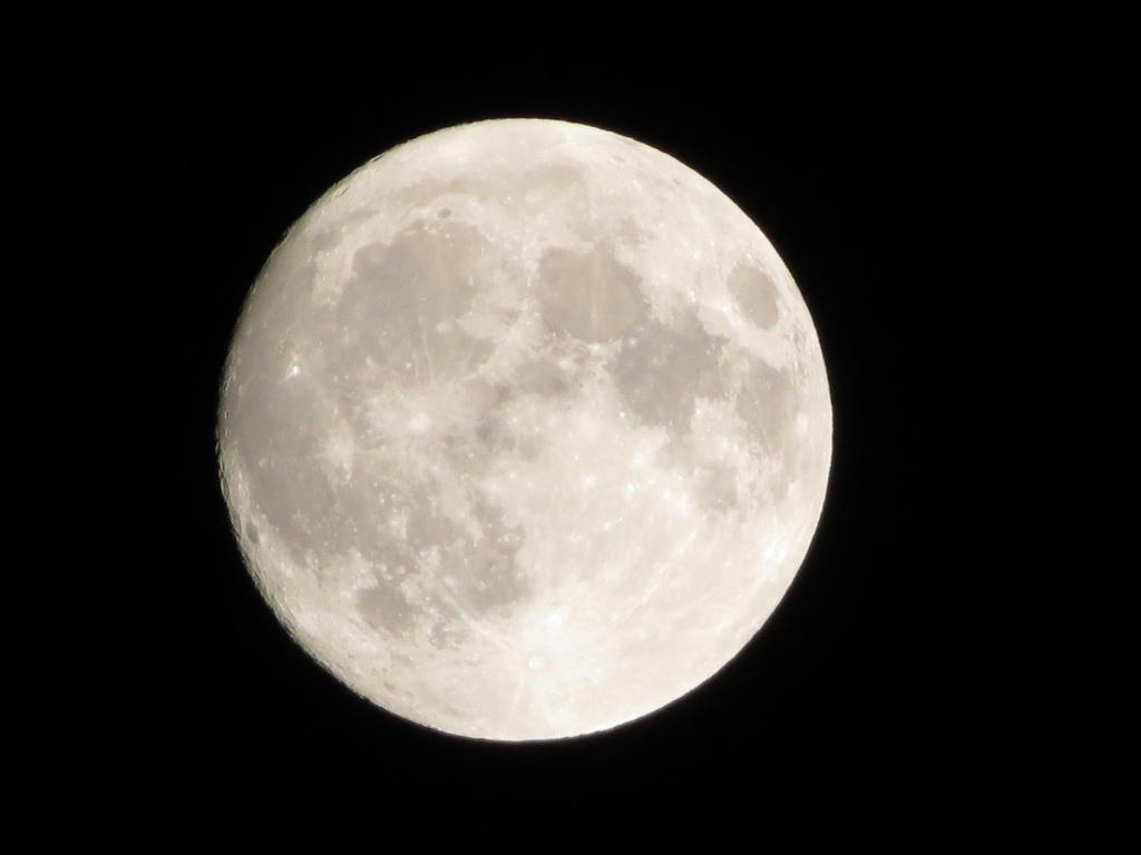 Super Moon - May 5th 2012
