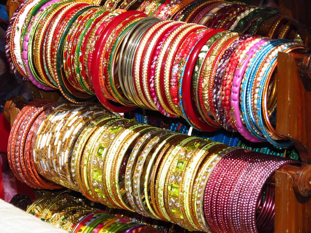 Indian Bracelets by Kitteh-Pawz