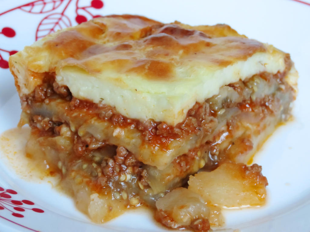 Greek Moussaka by Kitteh-Pawz on DeviantArt