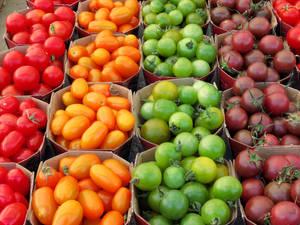 Heirloom Tomato Heaven