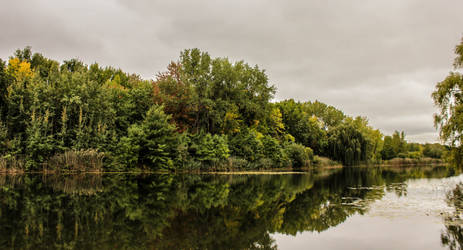 Early Autumn Reflection
