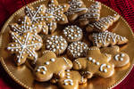Soft Honey Holiday Cookies