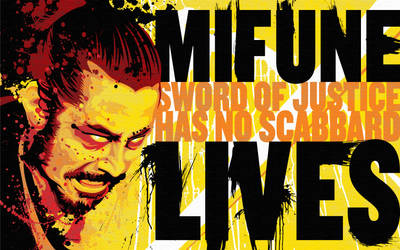 MIFUNE LIVES