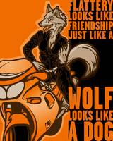 WolfsBestFriend by pseudo-manitou