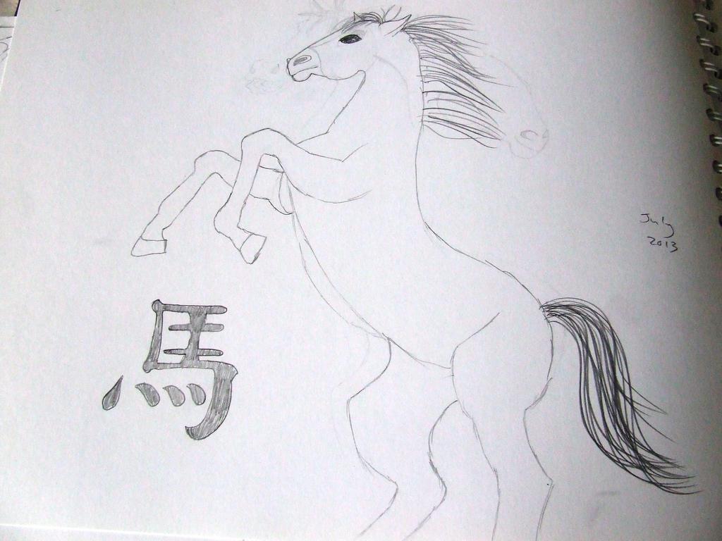 Horse by Skarlette8000