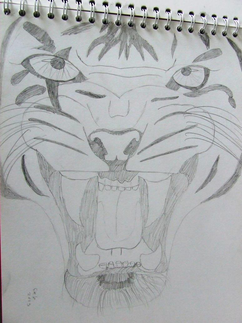 Tiger by Skarlette8000