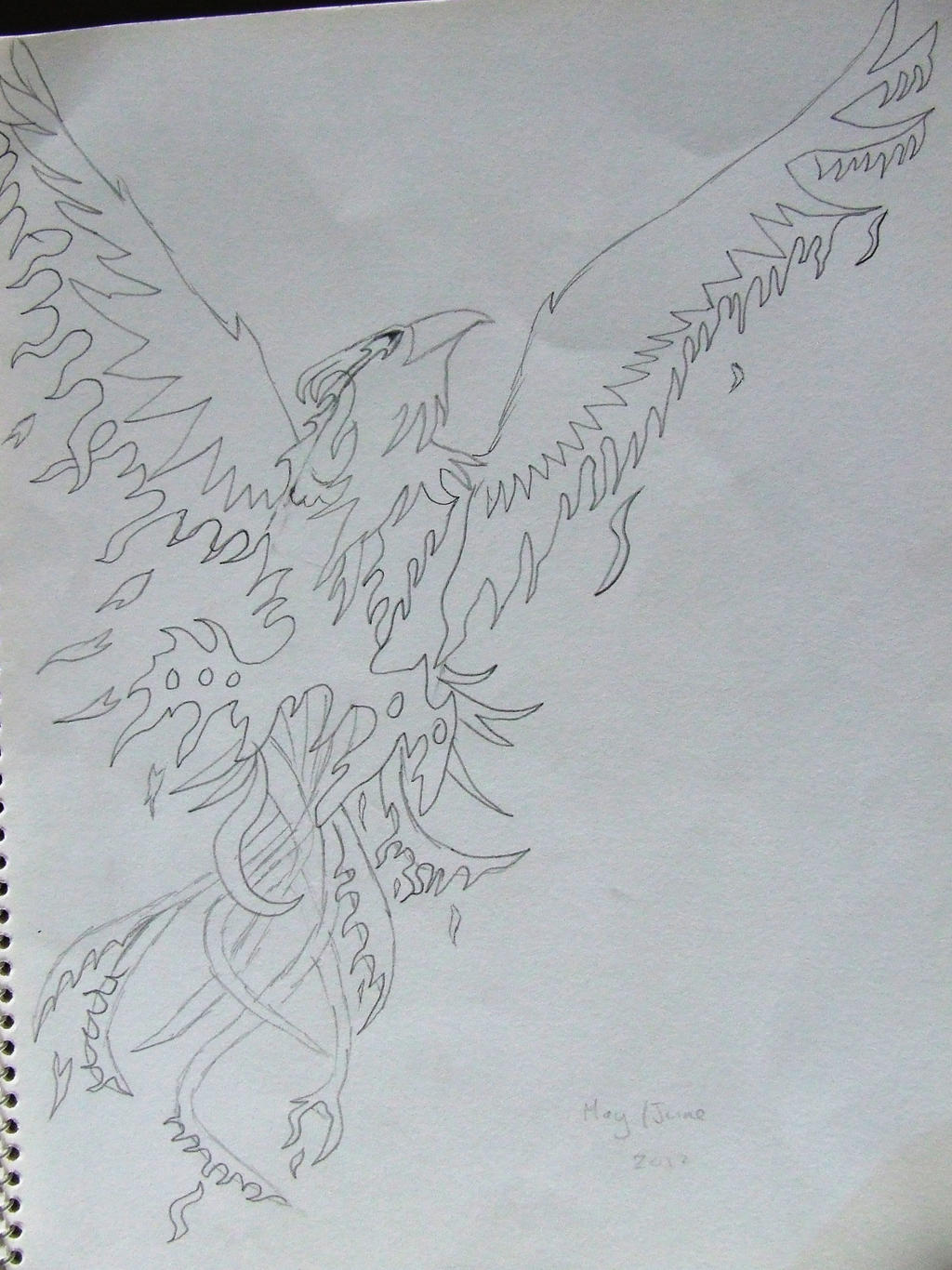 Phoenix by Skarlette8000
