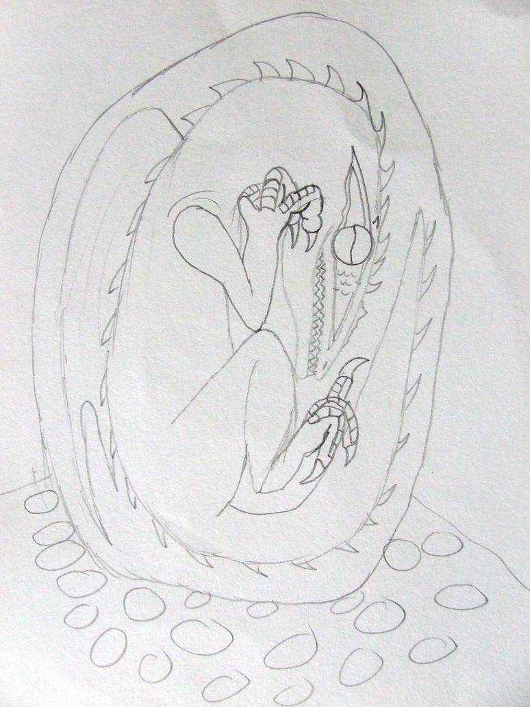 Dragon Egg by Skarlette8000
