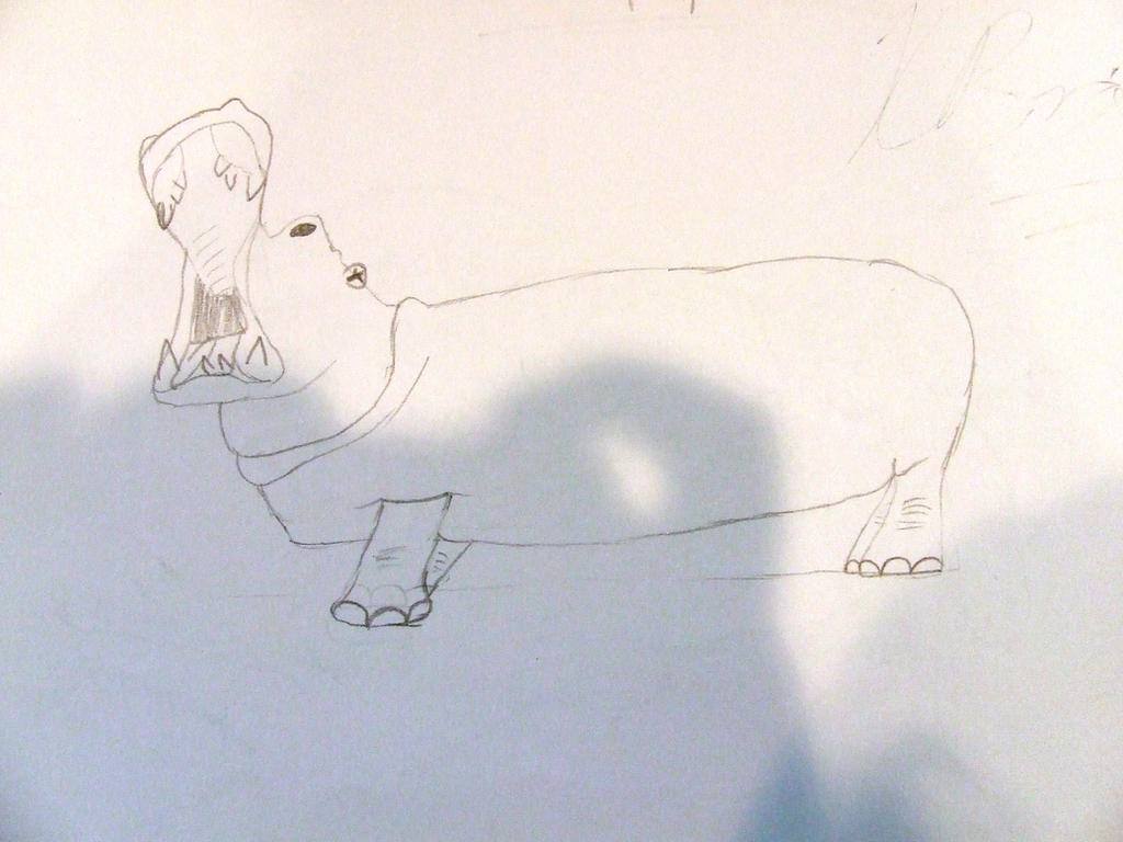 Hippo by Skarlette8000
