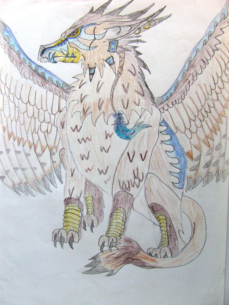 Griffin 2 by Skarlette8000