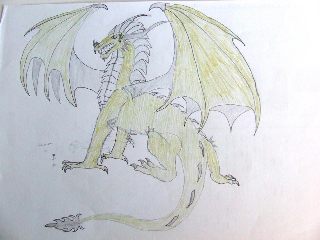 Light Dragon by Skarlette8000