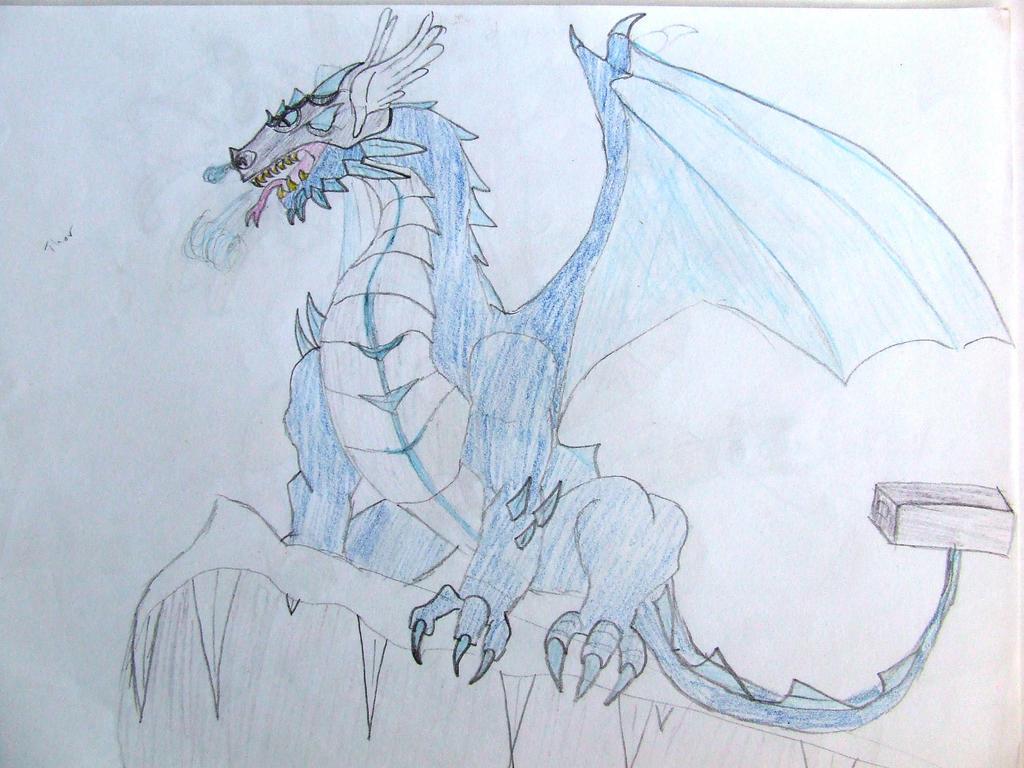 Thor Dragon by Skarlette8000
