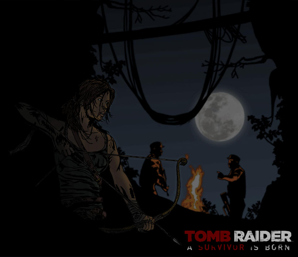 Tomb Raider Reborn Entry by quintajo