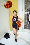 Cerberus Cheerleader