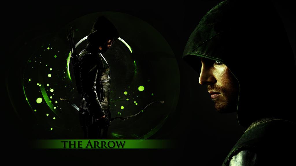 gallery for green arrow wallpaper cw