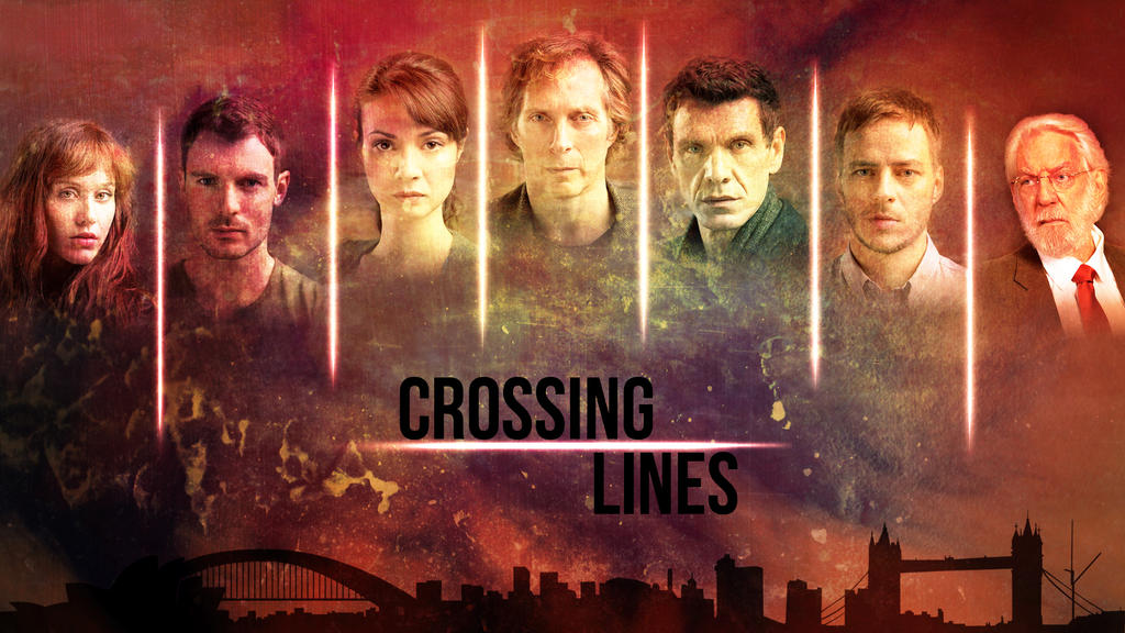 Crossed The Line Quotes: Crossing Lines By Super-Fan-Wallpapers On DeviantArt
