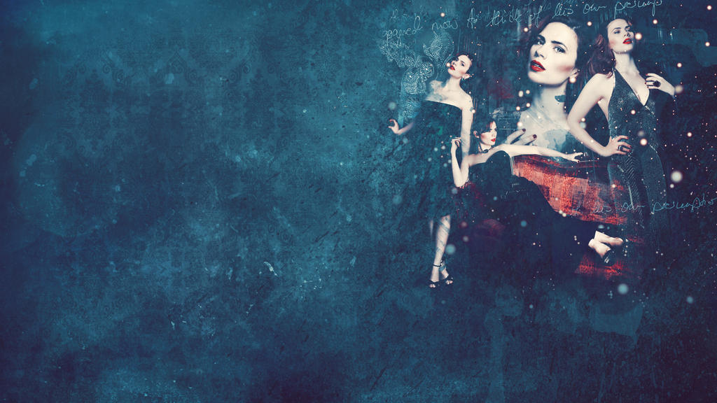 Hayley Atwell by Super-Fan-Wallpapers