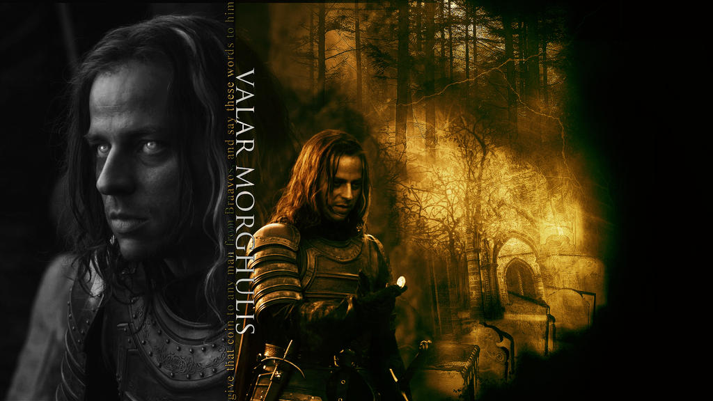 valar morghulis by superfanwallpapers on deviantart