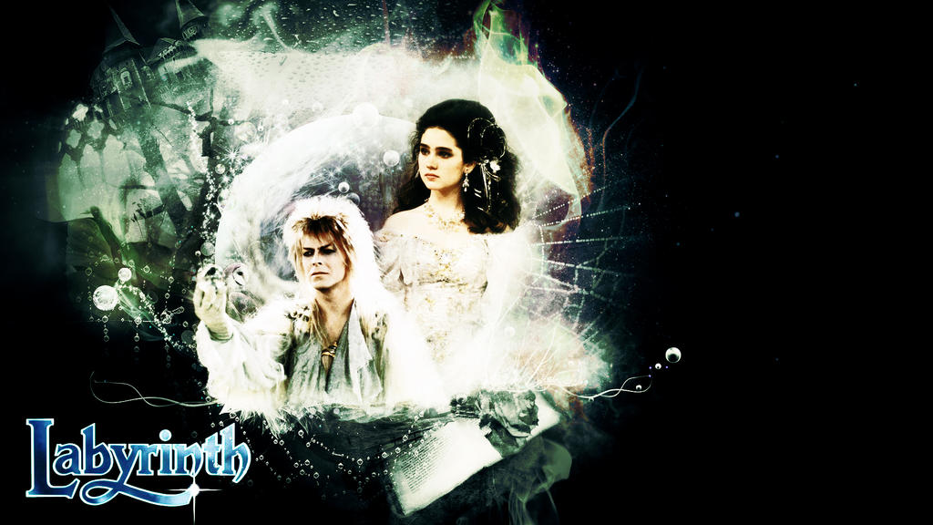 Labyrinth by Super-Fan-Wallpapers on DeviantArt Labyrinth Movie Wallpaper