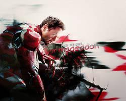 I am my own Armageddon by Super-Fan-Wallpapers
