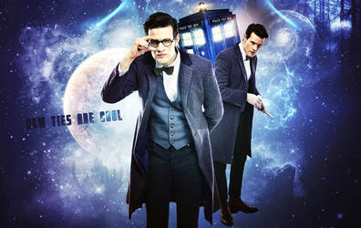 bow ties are cool by Super-Fan-Wallpapers