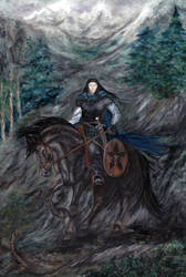 Ranger of the North Branch by ftmckinstry