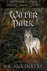 Water Dark, Cover Art