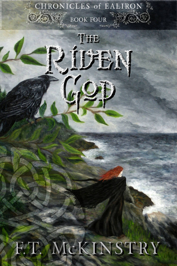 The Riven God, Cover Art by ftmckinstry