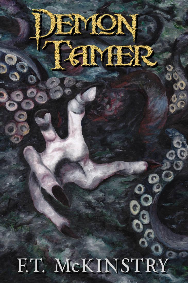 Demon Tamer, Cover Art by ftmckinstry