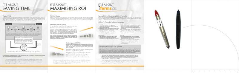 Folder design 01 back