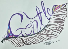 Feather Typography
