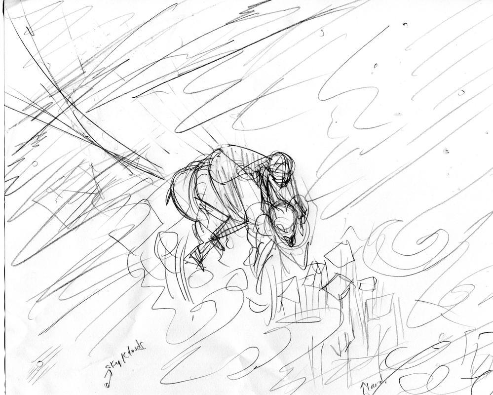 Sketch VS 1 by Clchriskl