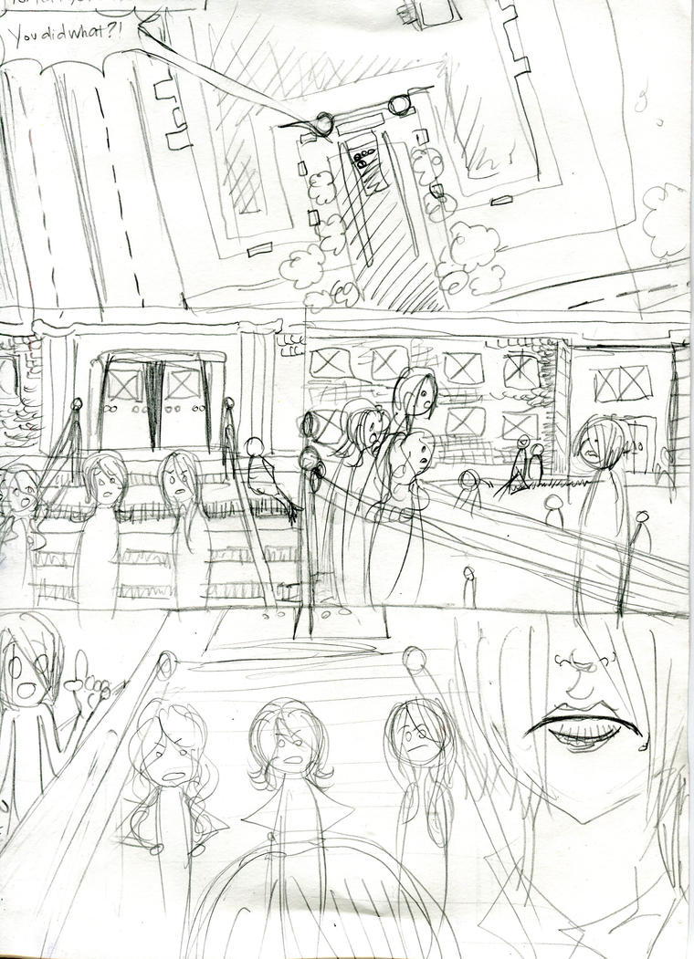 NEW VS Page One Revise WIP by Clchriskl
