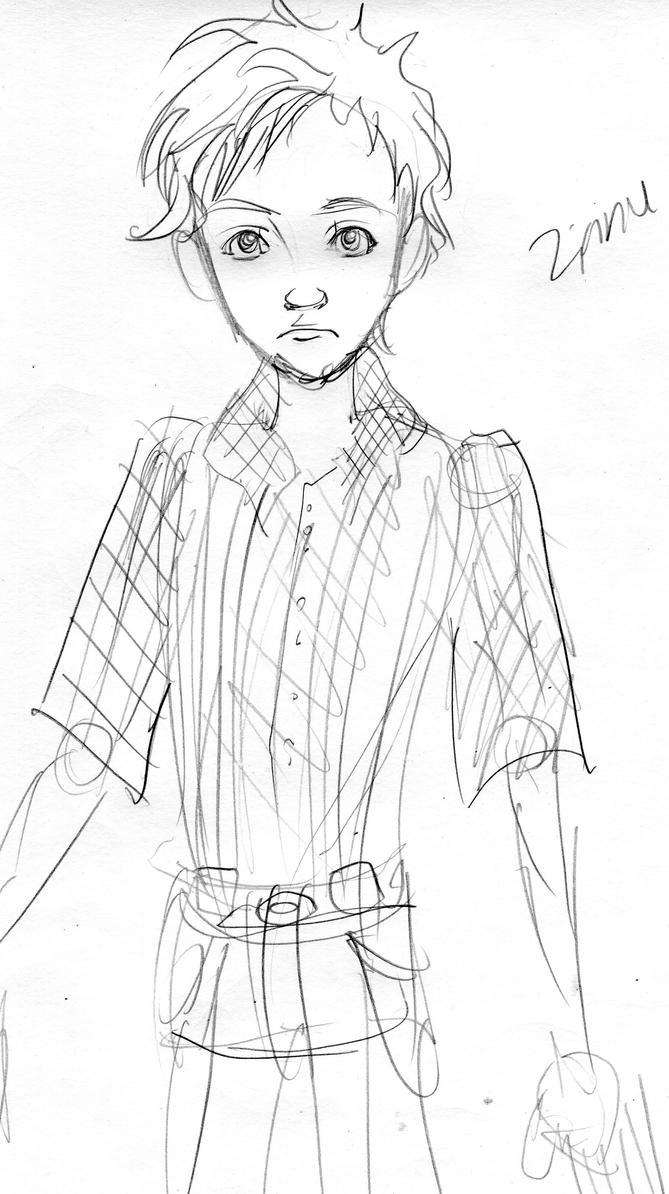 Zianu by me by Clchriskl