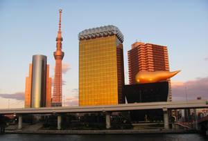 Asakusa Skyline
