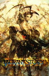 Vagrant Story Poster Remastered