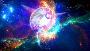 Galaxy Puffin