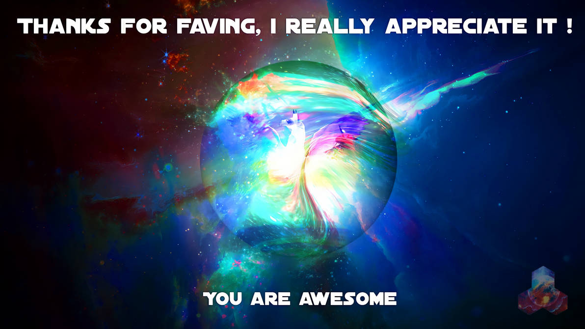Thanks For Faving Llama