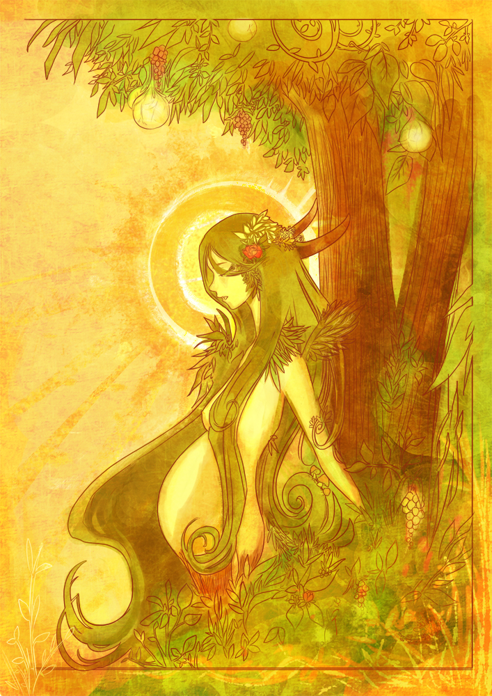 Mother Earth by Kanza