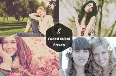 8 Free Fade Effect Presets by symufa