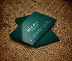 Photography Business card by symufa
